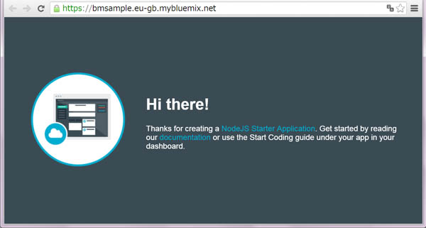 2.Bluemix_sample
