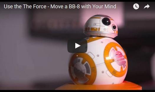 Force – BB-8をフォースで動かす?