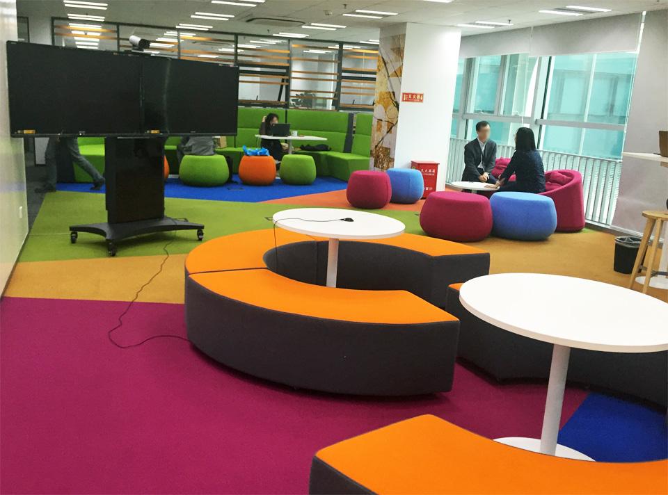 上海IBM TC room