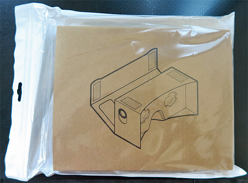 Google Cardboard Package2