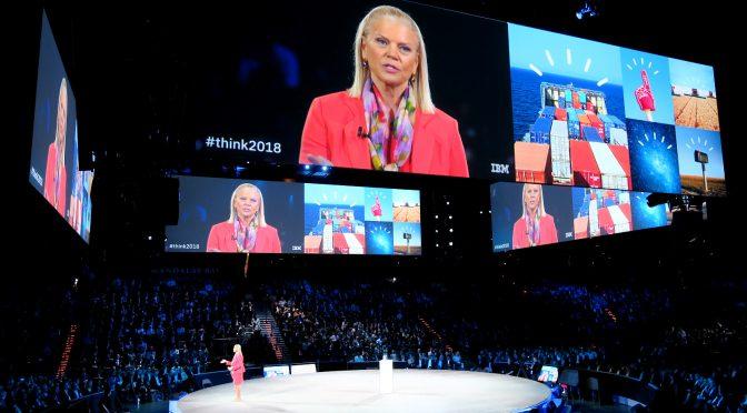 IBM Think – 基調講演で分かるIBMの戦略