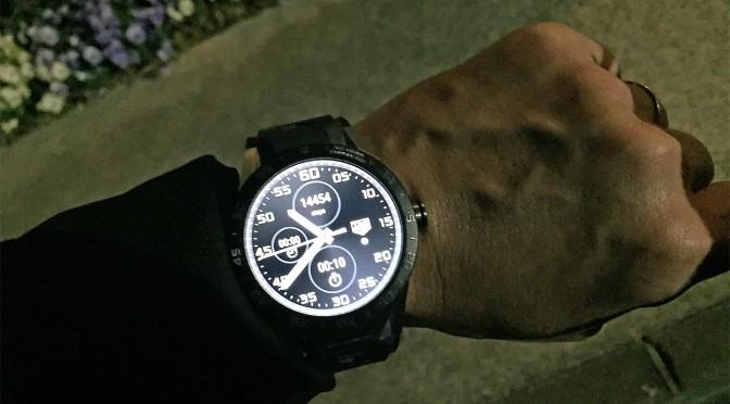 Smart Watch – Android Wearの タグホイヤー コネクテッドを購入!