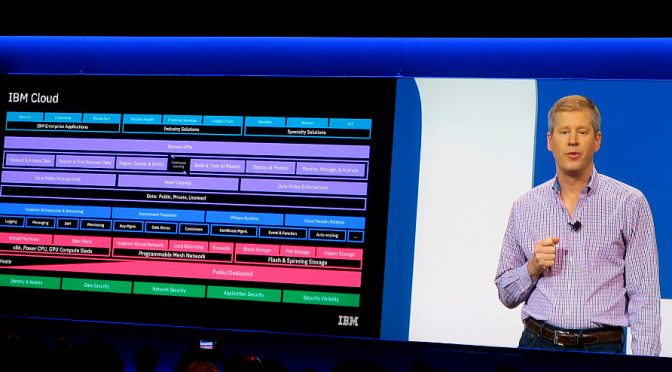 IBM Think 2018 – イベントで見えた IBM Cloudの 方向性